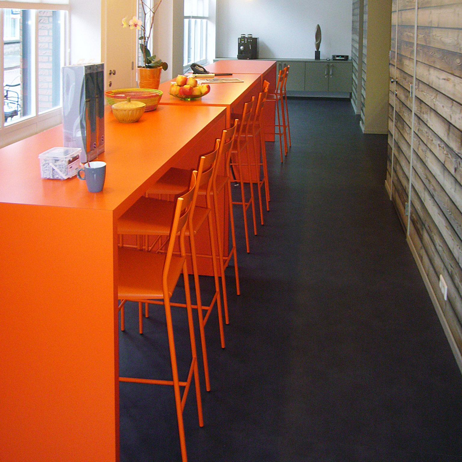 Interieur montage Robben Keukens